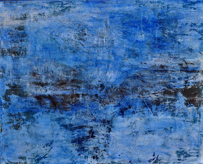 """""""Blue Night"""" (100x80)"""